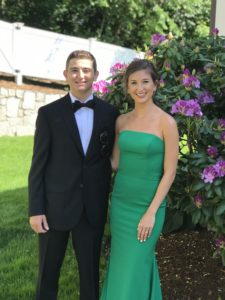 Chris and Emily Koufos